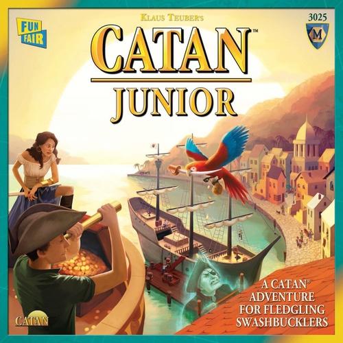 Catan: Junior - The Settlers of Catan Para Crianças