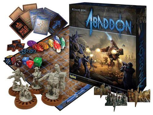 Abaddon Componentes