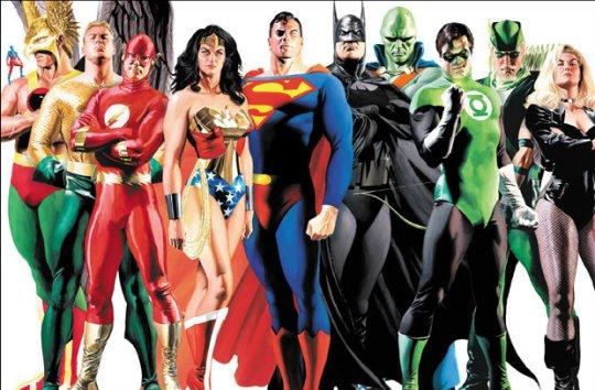 Super Heróis DC