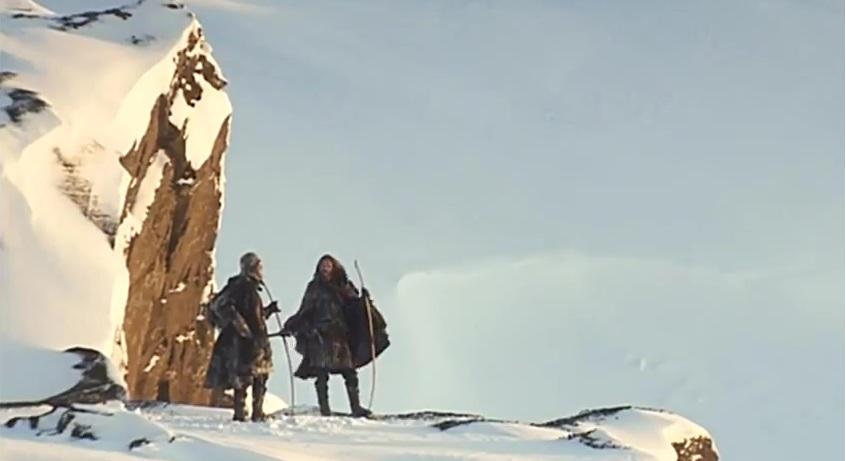 Game of Thrones Iceland - Novo Vídeo de Produção