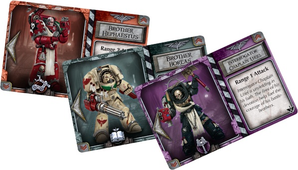 Death Angel: Space Marine Pack