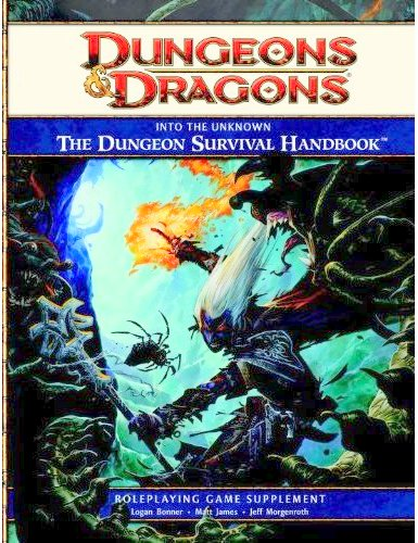 The Dungeon Survival Handbook