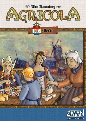 Agricola NL-Deck