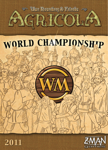 Agricola World Championship Deck