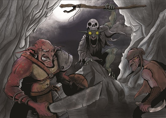 Goblins em Campanha