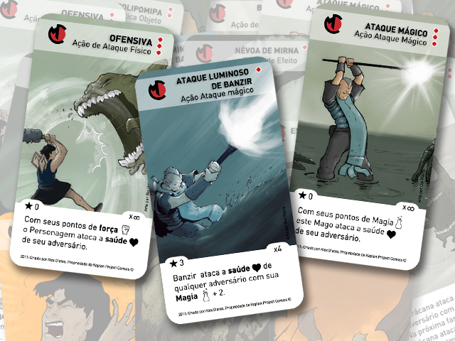 Mercenary Crusade Cards