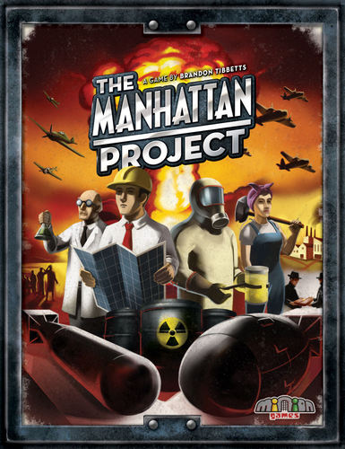 The Manhattan Project box