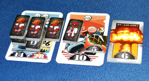 The Manhattan Project cards