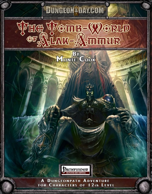 The Tomb-World of Alak-Ammur