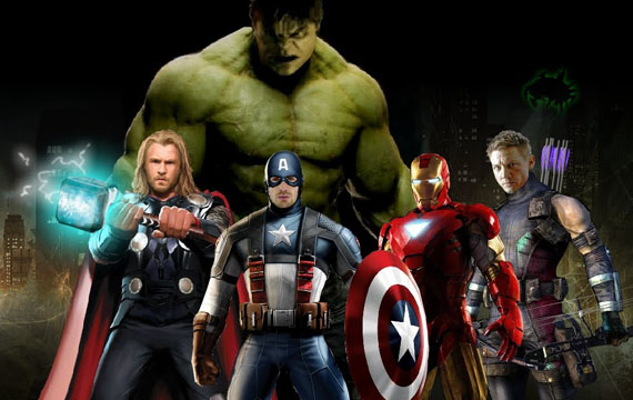 Novo Trailer de Avengers
