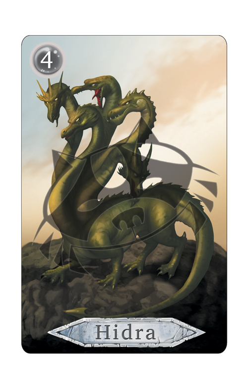 Dungeon Monsters: The Card Game - Hidra