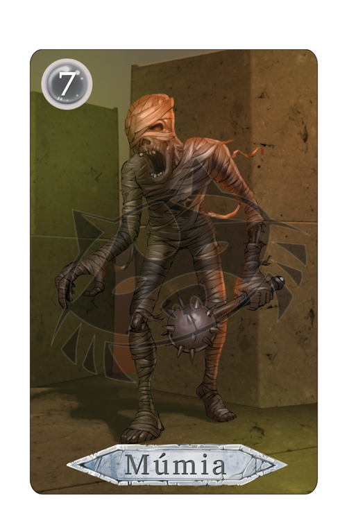 Dungeon Monsters: The Card Game - Mumia