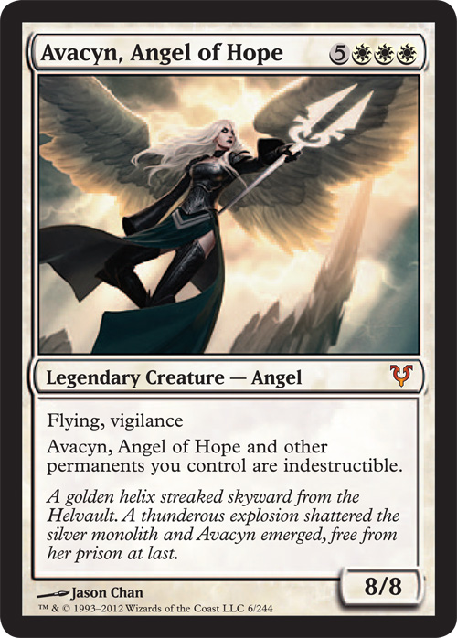 Avacyn - angel of hope