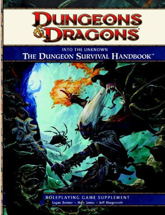 Dungeon Survival Handbook