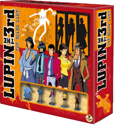 Lupin the 3rd Box