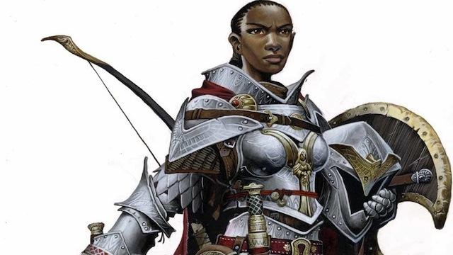 Mais Diversidade Racial em Dungeons & Dragons