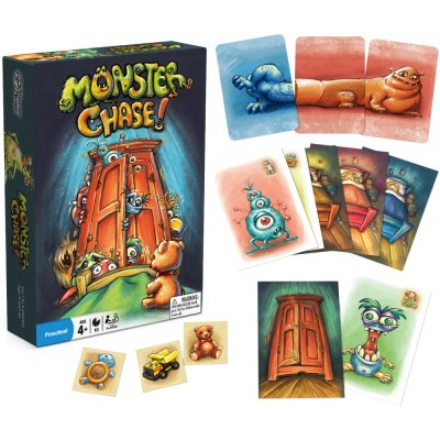 Monster Chase Componentes