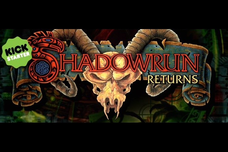 Shadowrun Returns Logo