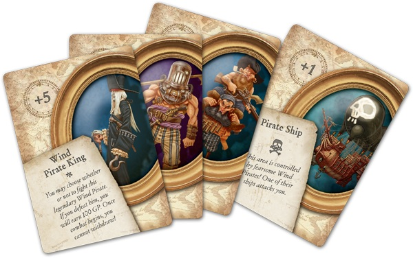 Sky Traders Cards