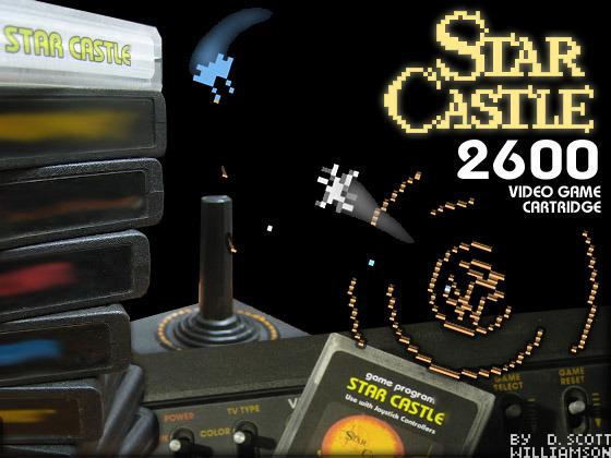Star Castle 2600