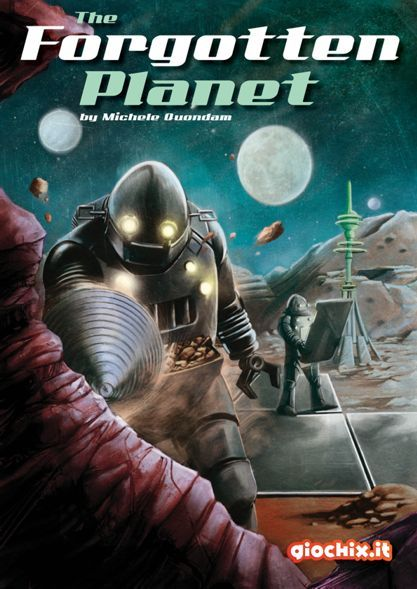 The Forgotten Planet 01