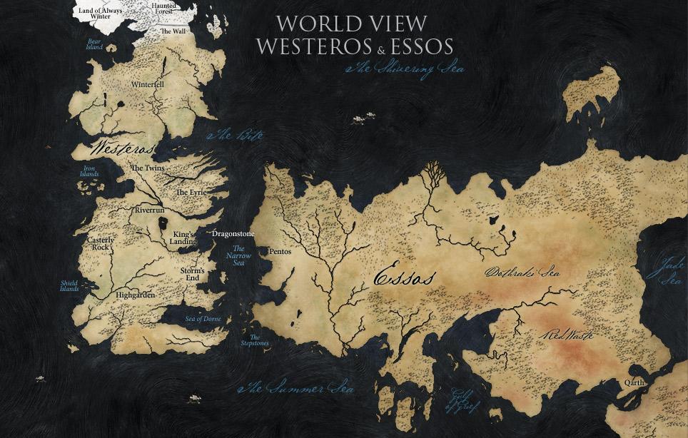 Westeros e Essos