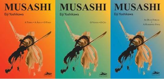 Musashi - Livros