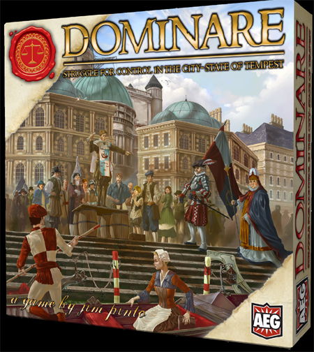 City-State of Tempest - Dominare