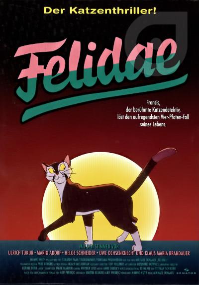 Felidae-O Gato Detetive (Felidae, Alemanha, 1994)