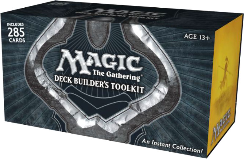Magic: the Gathering Deck Builder's Toolkit 2012