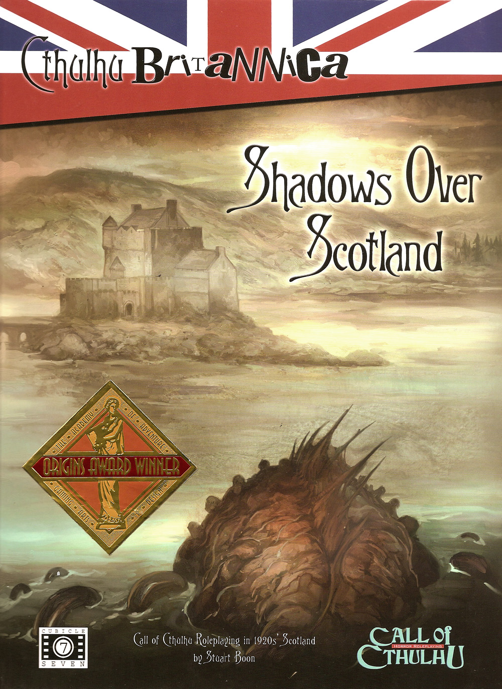 Shadows Over Scotland