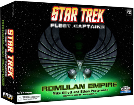 Star Trek Fleet Captains - Romulan Empire