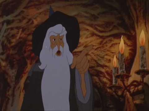 O Senhor dos Anéis (The Lord of the Rings, EUA, 1978, Ralph Bakshi)
