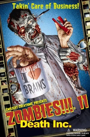 Zombies!!! 11 - Death Inc