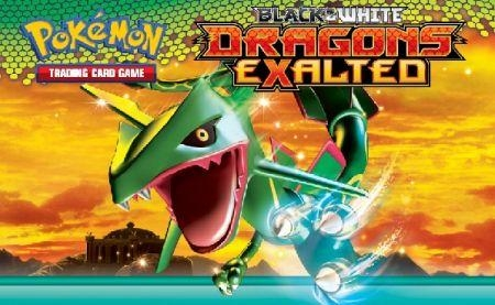 Pokemon Black & White: Dragons Exalted