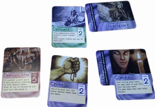 sanitarium cards