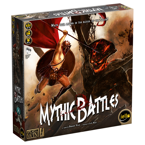 Mythic Battles Box