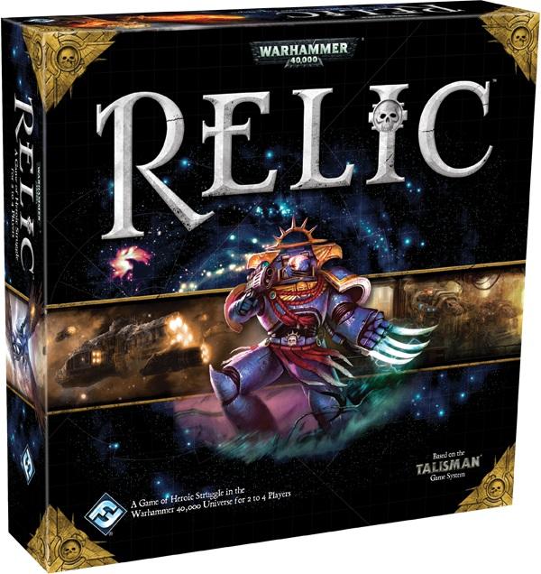 Warhammer 40K - Relic
