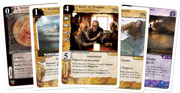 Seekers of Knowledge Cartas