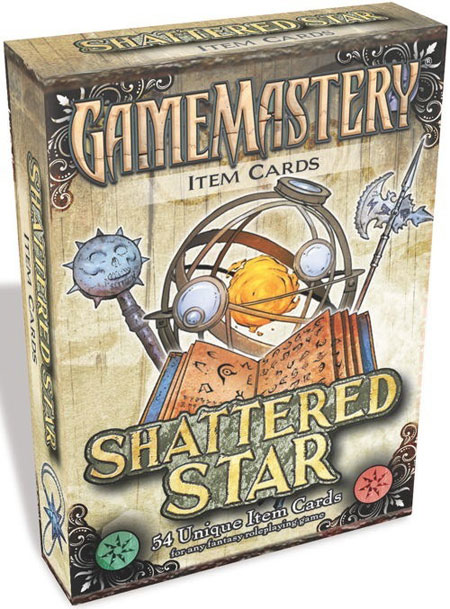 Shatered Star