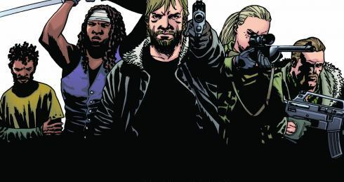 Walking Dead Compendium-Two