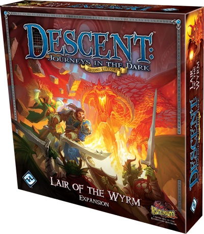 Descent Lair of the Wyrm