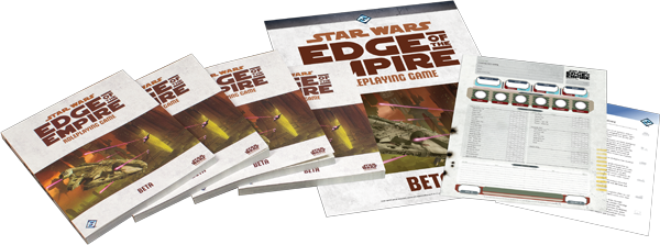 Star Wars: Edge of the Empire RPG