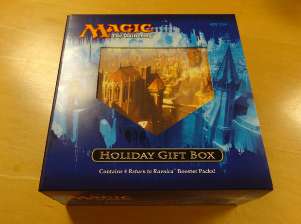 Holliday Gift Box