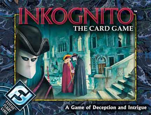 Inkognito: Conspiracy in Venice