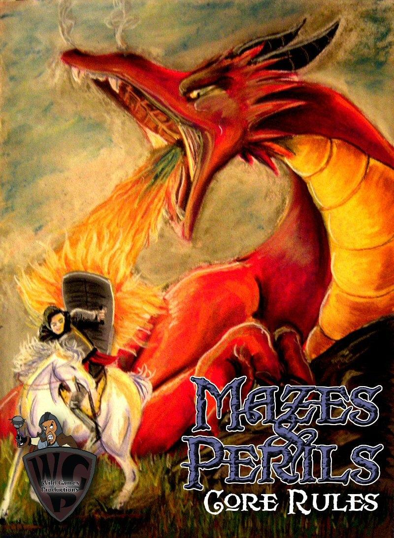 Download Grátis - Mazes & Perils