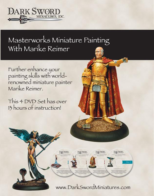 Masterworks Miniature Painting