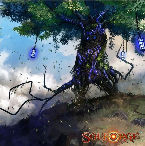 Gary Games e Richard Garfield Lançam o Card Game SolForge