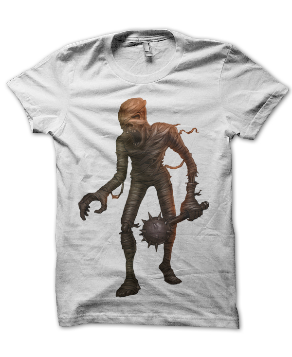 Camiseta Dungeon Monsters