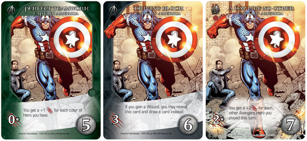 Legendary - Marvel Deck Building Game